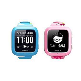 360 儿童卫士智能手表3 通话版 可以打电话防走丢的定位手表 智能手表
