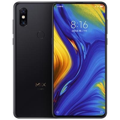 小米 Mix3 移动联通电信4G手机 全面屏 8GB  128GB 黑色 4G全网通